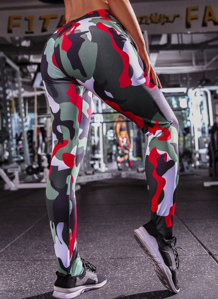Women's Athletic Casual Sporty Polyester Fitness Pants Fitness & Yoga_1