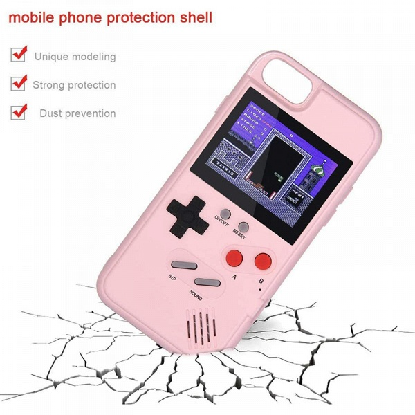 Gameboy iPhone Case with 36 Classic Games(Buy 2 Get Extra $5 OFF and Free Shipping, Code: OP5)_9