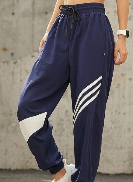 Women's Athletic Casual Sporty Polyester Fitness Bottoms Fitness & Yoga_3