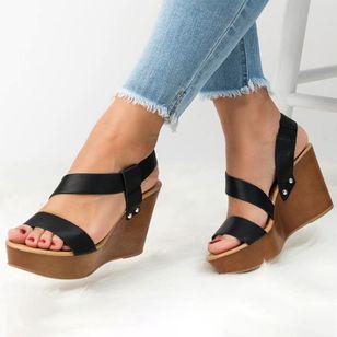 Women's Heels Wedge Heel Sandals_3