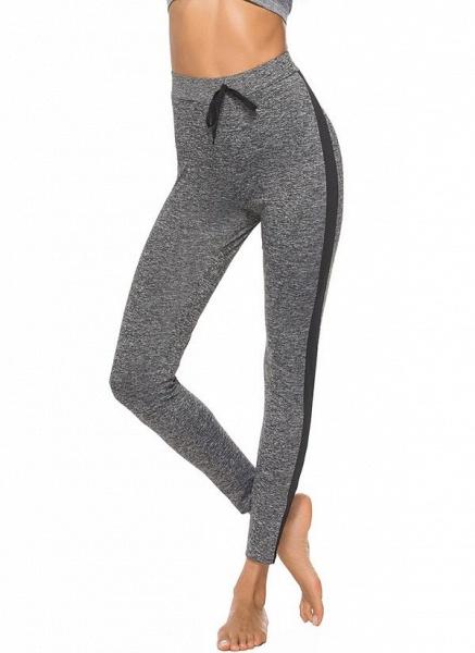 Women's Sporty Polyester Yoga Bottoms Fitness & Yoga_1