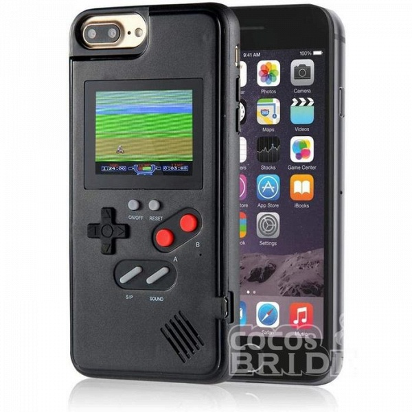 Gameboy iPhone Case with 36 Classic Games(Buy 2 Get Extra $5 OFF and Free Shipping, Code: OP5)_5