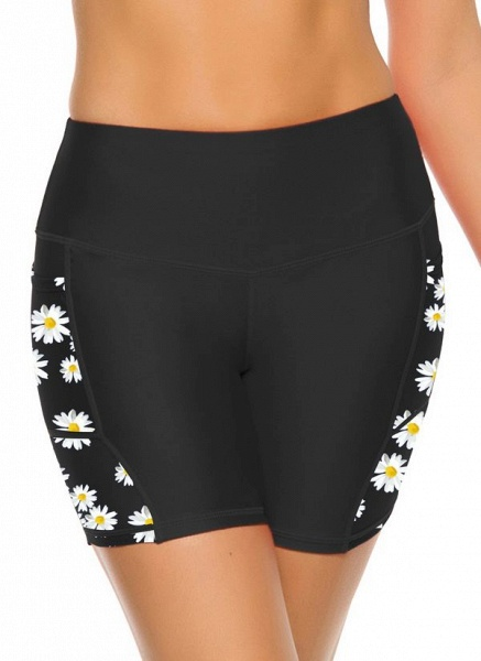 Women's Casual Nylon Spandex Yoga Bottoms Fitness & Yoga_8