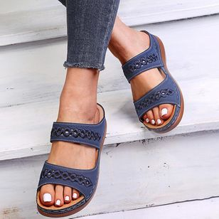 Women's Flats Flat Heel Sandals Platforms_2