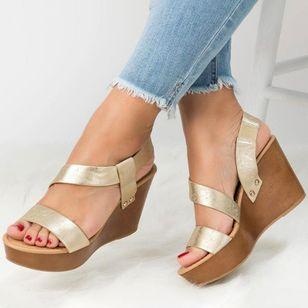 Women's Heels Wedge Heel Sandals_1