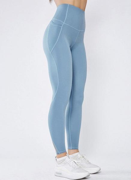 Women's Athletic Casual Sporty Nylon Yoga Vest Fitness & Yoga_11