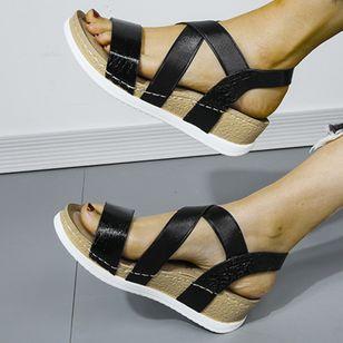 Women's Modern Wedge Heel Sandals_3