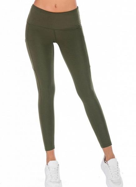 Women's Casual Polyester Yoga Leggings Fitness & Yoga_5