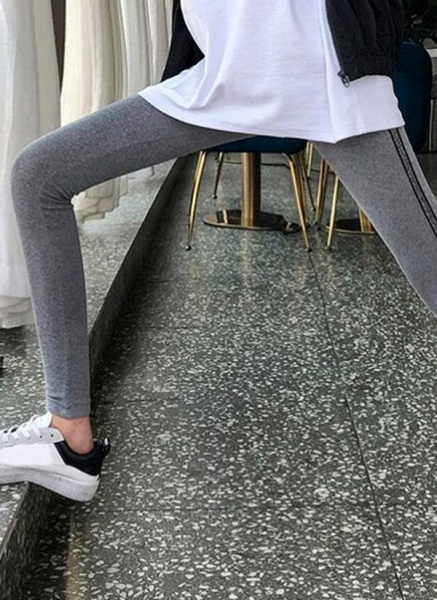 Women's Athletic Casual Sporty Cotton Spandex Yoga Pants Fitness & Yoga_2