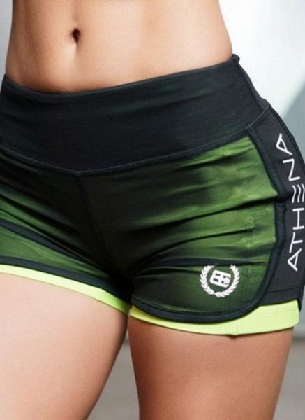 Women's Athletic Casual Sporty Polyester Yoga Leggings Fitness & Yoga_7