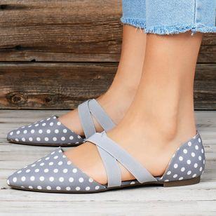 Women's Closed Toe Flat Heel Sandals_3