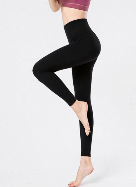 Women's Casual Nylon Yoga Leggings Fitness & Yoga_6