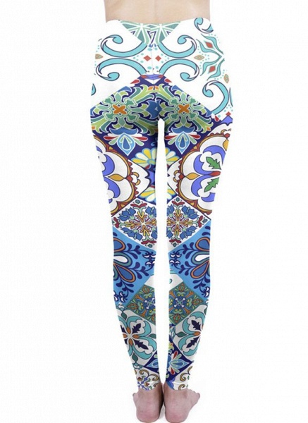 Women's Athletic Casual Sporty Polyester Yoga Pants Fitness & Yoga_2