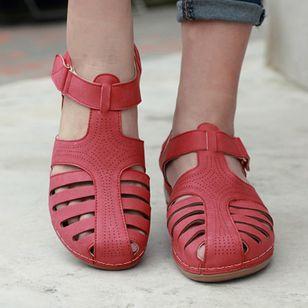 Women's Slingbacks Wedge Heel Sandals_3