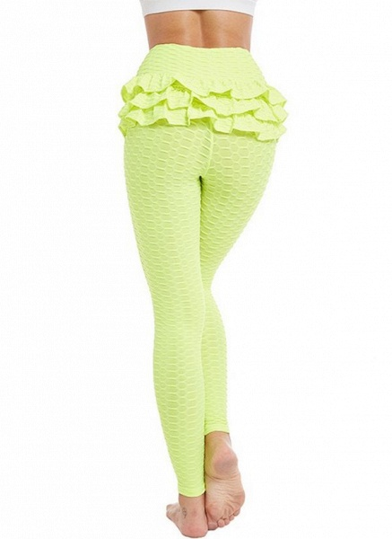 Women's Athletic Casual Sporty Polyester Fitness Pants Fitness & Yoga_4