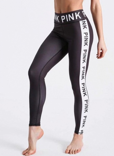 Women's Athletic Casual Sporty Polyester Yoga Leggings Fitness & Yoga_3