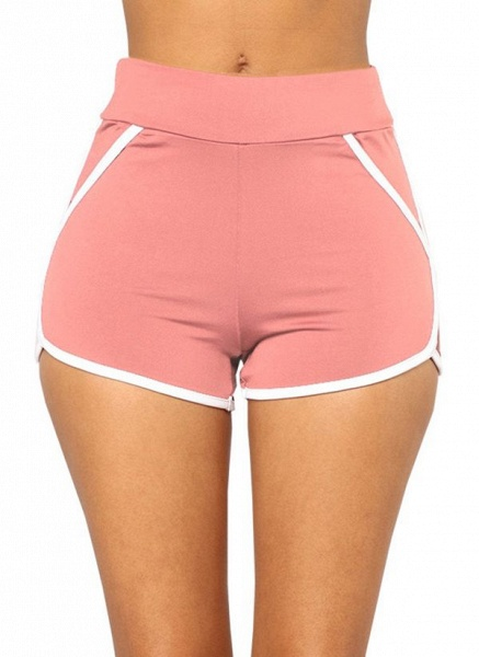 Women's Athletic Casual Polyester Fitness Pants Fitness & Yoga_5