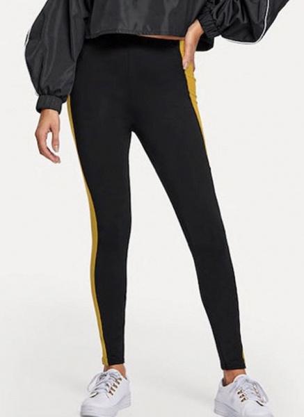 Women's Athletic Casual Polyester Yoga Leggings Fitness & Yoga_3