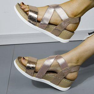 Women's Modern Wedge Heel Sandals_1