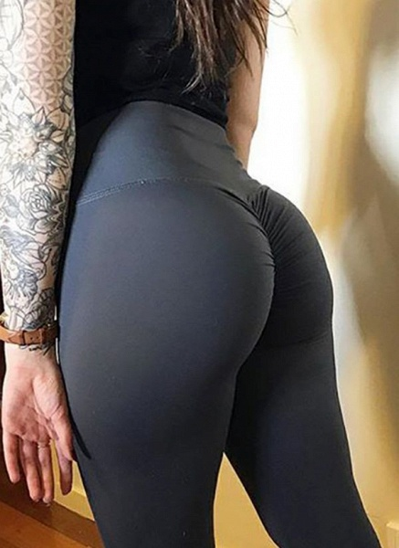Women's Athletic Casual Sexy Sporty Cotton Blends Yoga Pants Fitness & Yoga_5