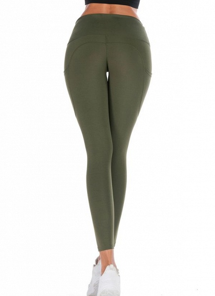 Women's Casual Polyester Yoga Leggings Fitness & Yoga_2