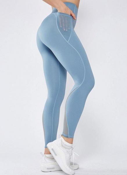 Women's Athletic Casual Sporty Nylon Yoga Vest Fitness & Yoga_5