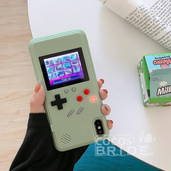 Gameboy iPhone Case with 36 Classic Games_7