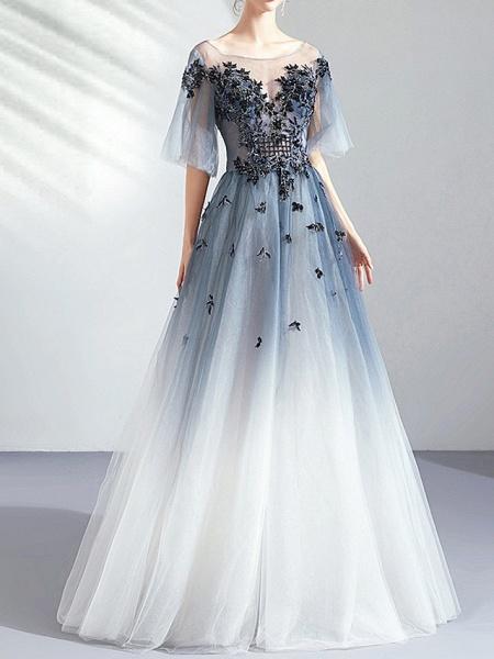 Lt7953945 A-line Sweetheart Appliques Wedding Dress_1