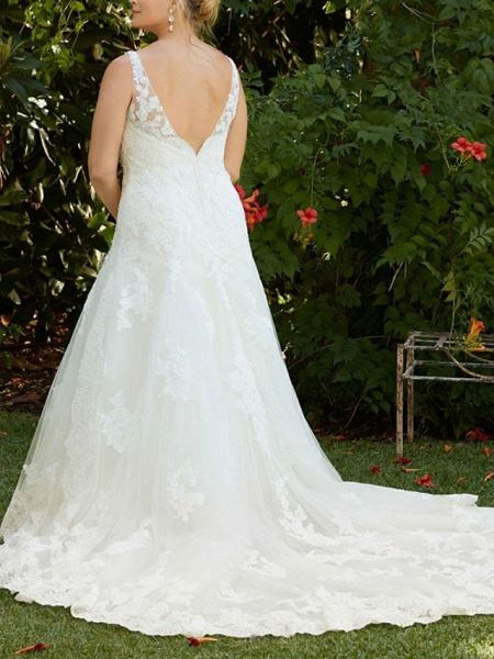 Lt8045536 Vintage Boho Straps Wedding Dress_5