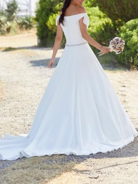 Lt8033724 Off The Shoulder Boho Lace Wedding Dress_2