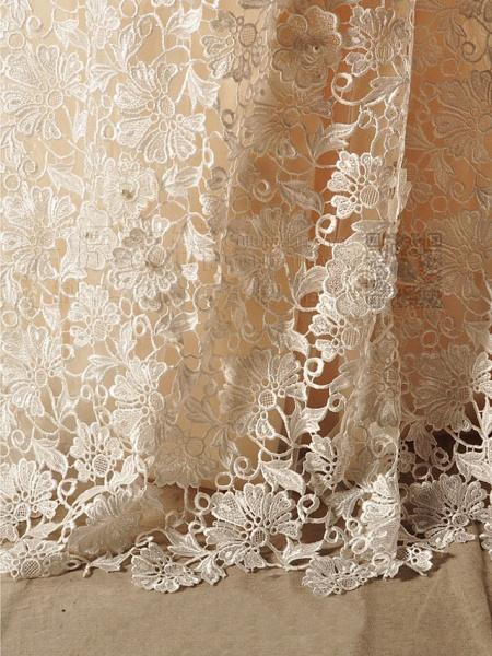 Mermaid \ Trumpet Wedding Dresses Strapless Court Train Lace Sleeveless Formal_4