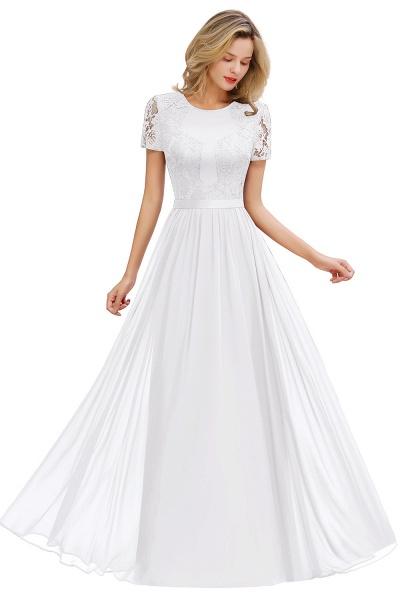 Amazing Chiffon A-line Evening Dress_1