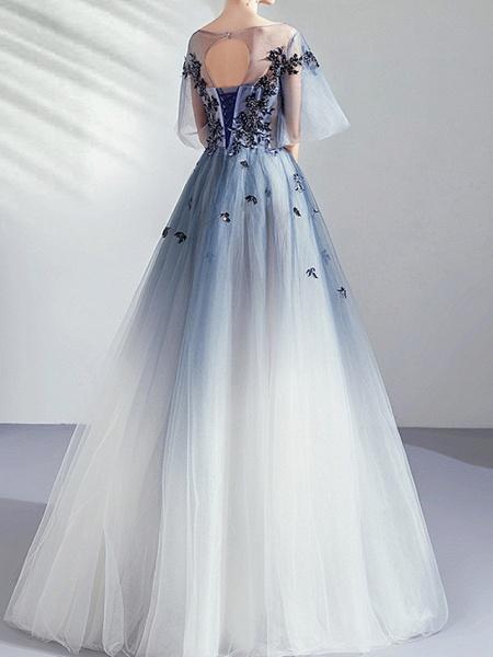 Lt7953945 A-line Sweetheart Appliques Wedding Dress_3