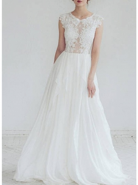 Lt8033713 Romantic Bohemian Wedding Dresses 2021_3