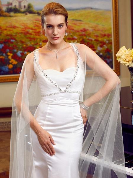 Lt6036351 Elegant Mermaid Boho Beach Wedding Dress_6