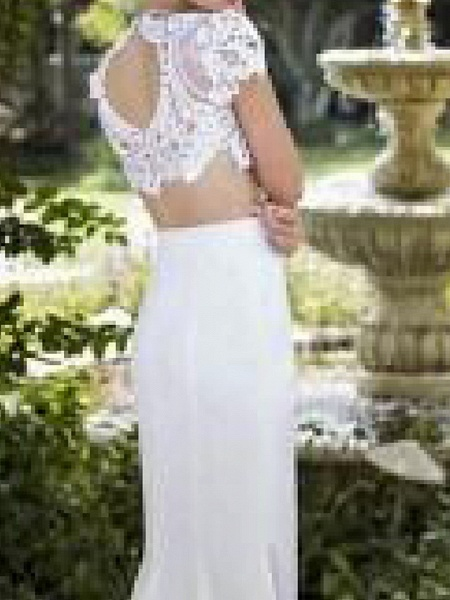 Lt7982079 Mermaid Lace Vintage Bohemian Wedding Dress_3