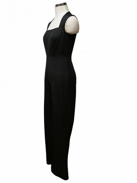 Women's Black Jumpsuit_5