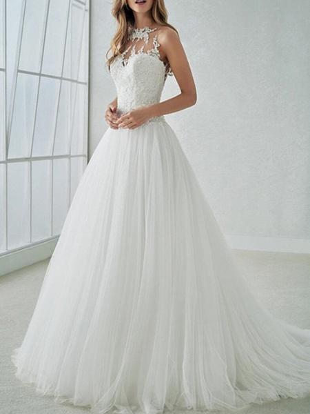 Lt7851905 A-line Vintage Boho Wedding Dress_2