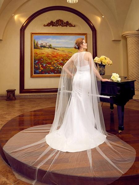 Lt6036351 Elegant Mermaid Boho Beach Wedding Dress_2