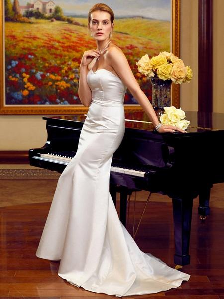 Lt6036351 Elegant Mermaid Boho Beach Wedding Dress_3