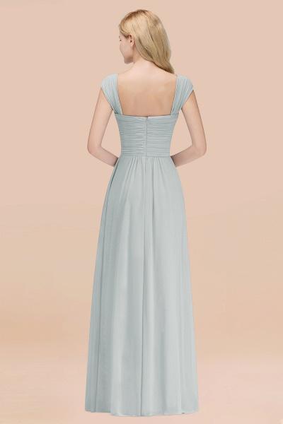 A-Line Chiffon Straps Sweetheart Sleeveless Floor-Length Bridesmaid Dress with Ruffles_52