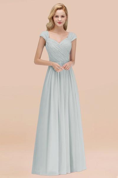 A-Line Chiffon Straps Sweetheart Sleeveless Floor-Length Bridesmaid Dress with Ruffles_51