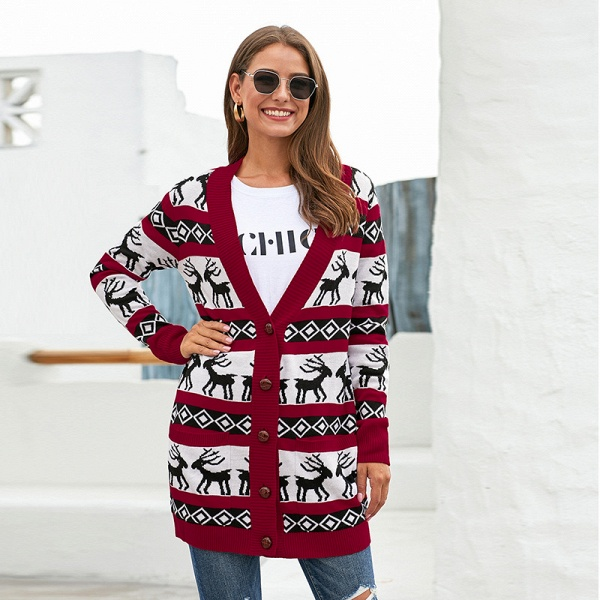 Cocosbride SD0789 Ugly Christmas Sweater_2