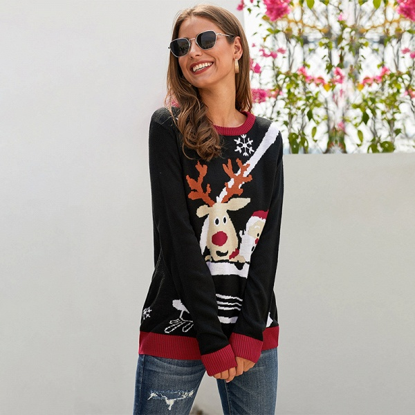 Cocosbride SD0782 Ugly Christmas Sweater_3