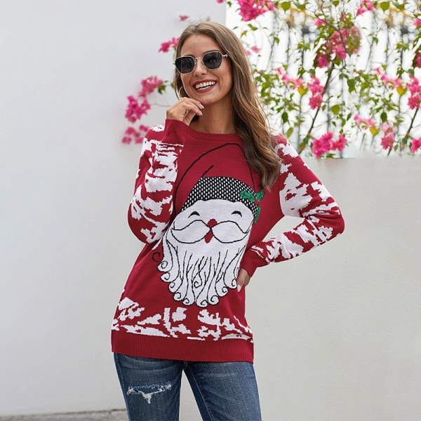 Cocosbride SD0782 Ugly Christmas Sweater_4