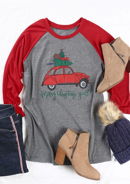 Cocosbride SD0867 Ugly Christmas Sweater_2