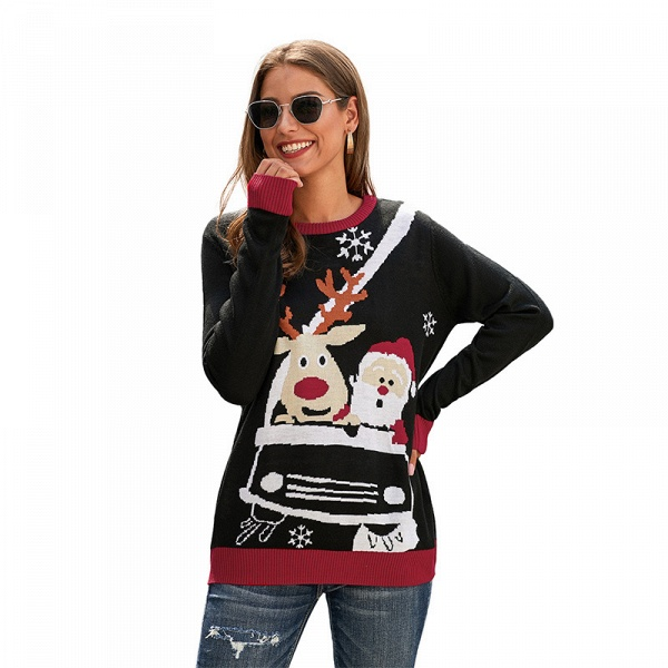 Cocosbride SD0782 Ugly Christmas Sweater_2