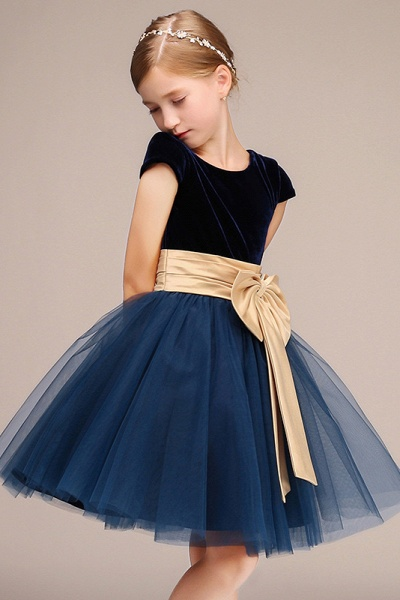 SD1253 Flower Girl Dress_3