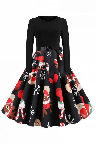 SD1007 Christmas Dress_1