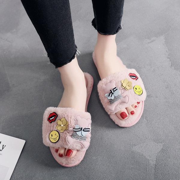 SD1066 Women Slippers_7